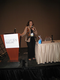 speaking-at-luxury-travel-show-2010